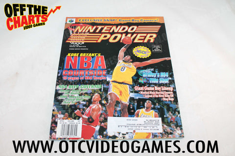 Nintendo Power Volume 107 - Off the Charts Video Games