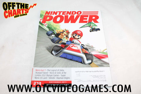 Nintendo Power Volume 273 - Off the Charts Video Games
