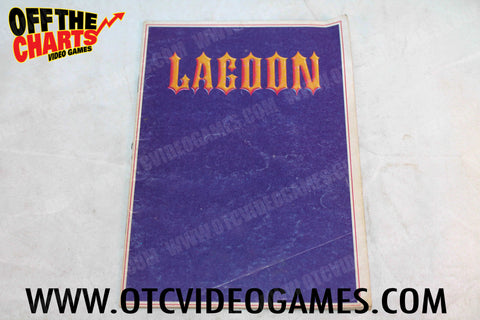 Lagoon Manual Super Nintendo Manual Off the Charts