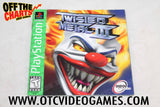 Twisted Metal III Manual Playstation Manual Off the Charts