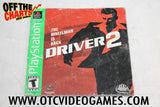 Driver 2 Manual Playstation Manual Off the Charts