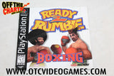 Ready 2 Rumble Manual Playstation Manual Off the Charts
