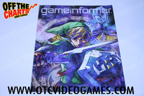 Game Informer Issue 222 Zelda Special Issue - Off the Charts Video Games