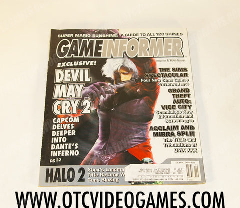 Game Informer Issue 114 Game Informer Magazine Off the Charts