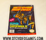 Nintendo Power Volume 32 Nintendo Power Magazine Off the Charts