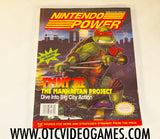 Nintendo Power Volume 33 Nintendo Power Magazine Off the Charts