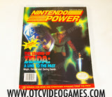 Nintendo Power Volume 34 Nintendo Power Magazine Off the Charts