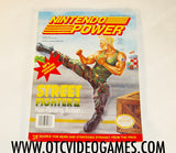 Nintendo Power Volume 38 Nintendo Power Magazine Off the Charts