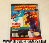 Nintendo Power Volume 39 Nintendo Power Magazine Off the Charts