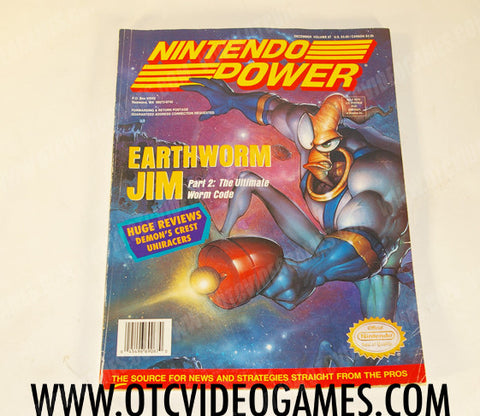Nintendo Power Volume 67 Nintendo Power Magazine Off the Charts