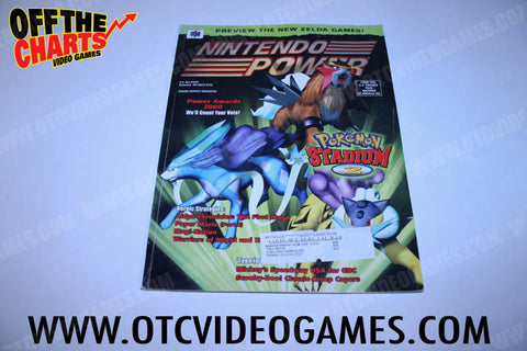 Nintendo Power Volume 142 Nintendo Power Magazine Off the Charts