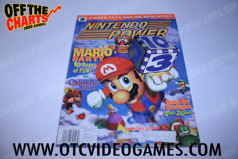Nintendo Power Volume 117 - Off the Charts Video Games