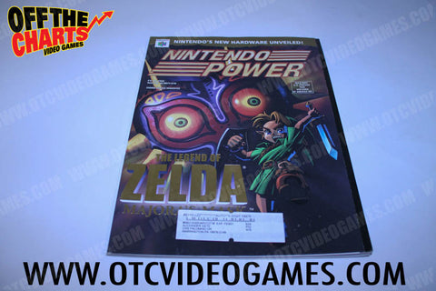 Nintendo Power Volume 137 - Off the Charts Video Games