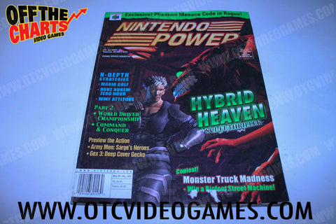 Nintendo Power Volume 123 - Off the Charts Video Games