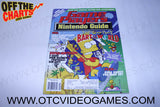 Game Players Nintendo Guide February 1992 Game Players Nintendo Guide Magazine Off the Charts