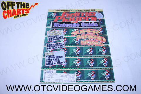 Game Players Nintendo Guide December 1991 - Off the Charts Video Games