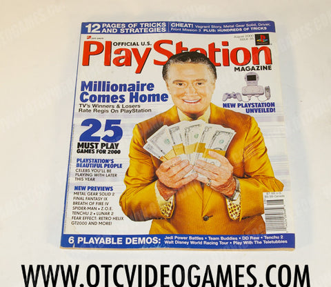Playstation Magazine Issue 35 - Off the Charts Video Games