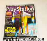 Playstation Magazine Issue 37 - Off the Charts Video Games