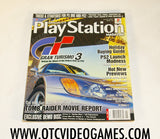 Playstation Magazine Issue 40 Playstation Magazine Magazine Off the Charts