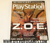 Playstation Magazine Issue 41 Playstation Magazine Magazine Off the Charts