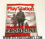 Playstation Magazine Issue 44 Playstation Magazine Magazine Off the Charts