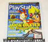 Playstation Magazine Issue 52 Playstation Magazine Magazine Off the Charts
