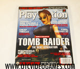 Playstation Magazine Issue 54 Playstation Magazine Magazine Off the Charts