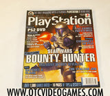 Playstation Magazine Issue 57 Playstation Magazine Magazine Off the Charts