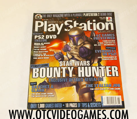 Playstation Magazine Issue 57 - Off the Charts Video Games