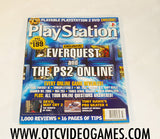 Playstation Magazine Issue 58 Playstation Magazine Magazine Off the Charts
