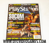 Playstation Magazine Issue 60 Playstation Magazine Magazine Off the Charts