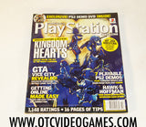 Playstation Magazine Issue 61 Playstation Magazine Magazine Off the Charts