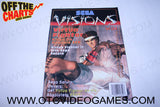Sega Visions Issue 25 Sega Visions Magazine Off the Charts