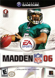 Madden 06 Nintendo Gamecube Game Off the Charts