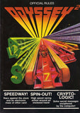 Speedway!/Spinout!/Crypto-Logic! Odyssey 2 Game Off the Charts