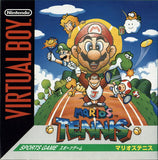 Mario's Tennis - Off the Charts Video Games