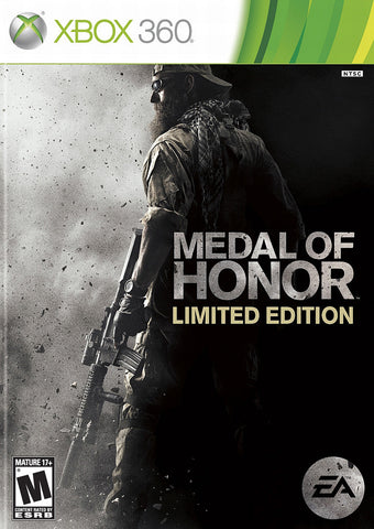 Medal of Honor Limited Edition - Off the Charts Video Games