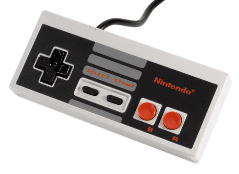Original Nintendo NES Controller Nintendo NES Accessory Off the Charts
