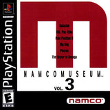 Namco Museum Vol. 3 Playstation Game Off the Charts
