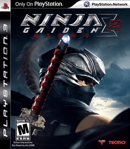 Ninja Gaiden Sigma 2 Playstation 3 Game Off the Charts