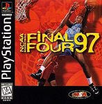 NCAA Basketball Final Four 97 Playstation Game Off the Charts