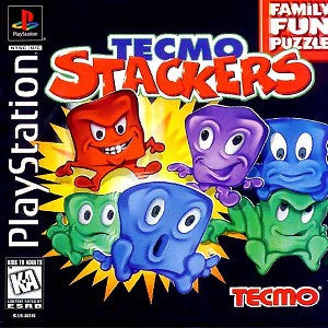 Tecmo Stackers - Off the Charts Video Games