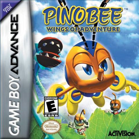 Pinobee Wings Of Adventure - Off the Charts Video Games