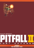 Pitfall 2 Lost Caverns - Off the Charts Video Games