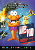 James Pond Sega Genesis Game Off the Charts