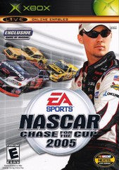 Nascar Chase For the Cup 2005 Xbox Game Off the Charts