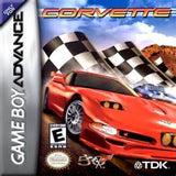 Corvette Game Boy Advance Game Off the Charts