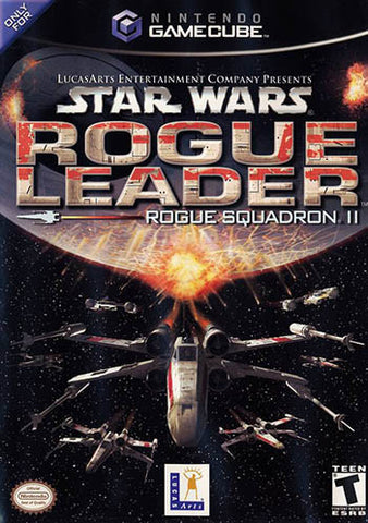 Star Wars Rogue Leader: Rogue Squadron II - Off the Charts Video Games