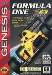 Formula One Sega Genesis Game Off the Charts