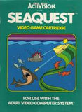 Seaquest Atari 2600 Game Off the Charts